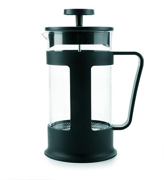IBILI 623710 cafetera embolo, plástico, Transparente, 15 x 11 x 22 ...