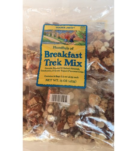 Trader Joes Breakfast 1 5 oz packs