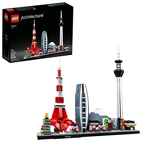 LEGO Architecture Skylines: Tokyo 21051 Building Kit, Collectible...