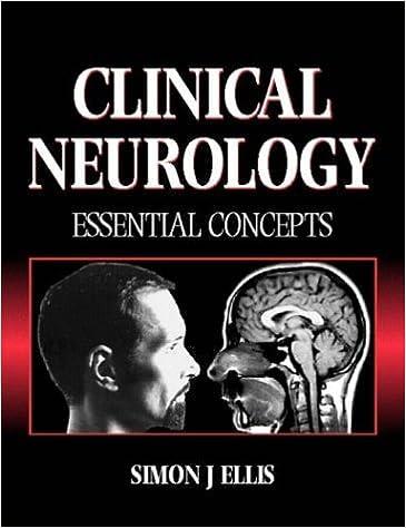 Lire de nouveaux livres en ligne gratuitement sans téléchargement Clinical Neurology: Essential Concepts by Simon Ellis MA MB BChir MRCP MD (1997-11-17) PDB B01K0UQ4Q8