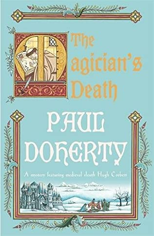 book cover of The Magician\'s Death