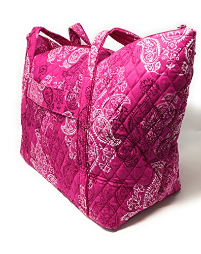 Stamped Miller Paisley With Bradley Luggage Vera Womens Interior Bag Pink xgZSnq