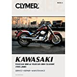 Kawasaki Vulcan 800 & Vulcan 800 Classic, 1995-2005 (clymer Motorcycle Repair Manual) (Paperback) - Common