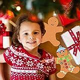 12 Gingerbread Man Craft Kit for Kids DIY Create