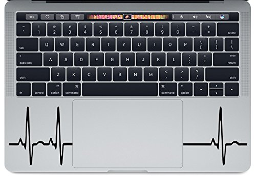 Trackpad Keyboard Macbook Sticker sticker product image