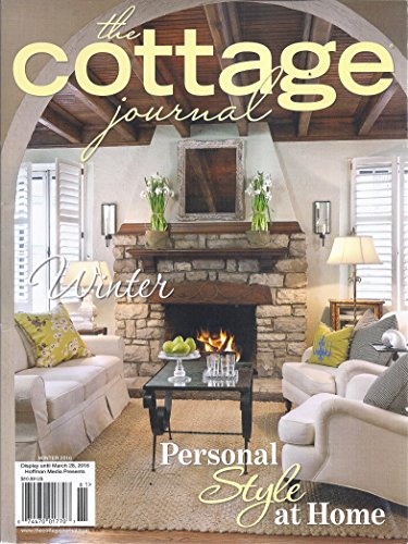The Cottage Journal (Winter 2016 - Home Sweet ()