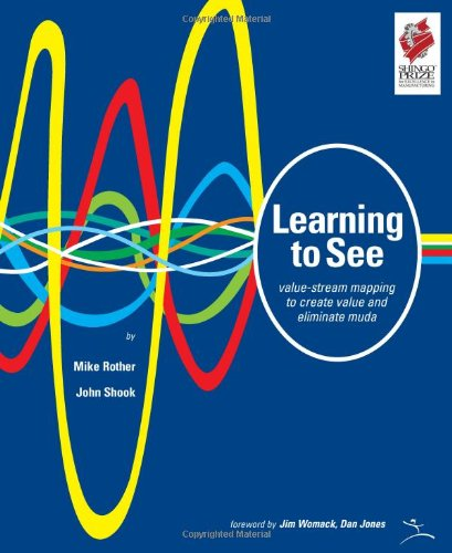 Learning to See: Value Stream Mapping to Add Value and Eliminate MUDA