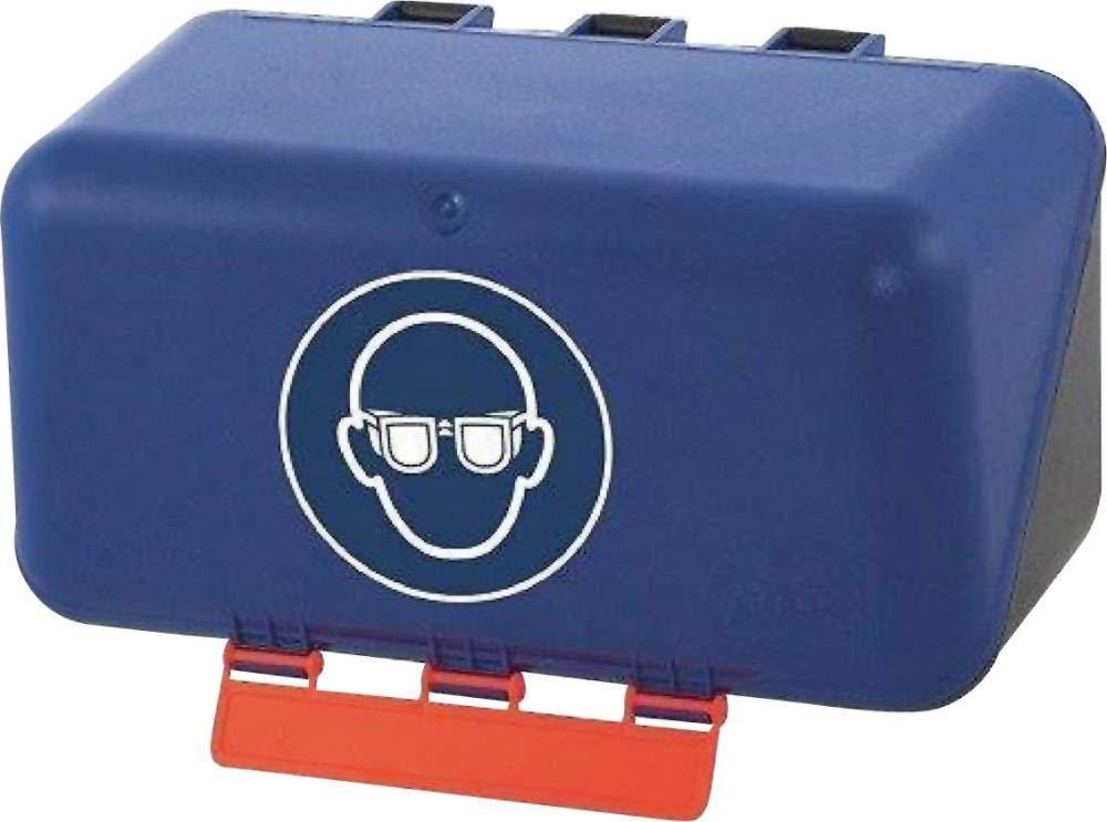 Scatola per occhiali da stiro colore Gebra SECU Mini Standard Blu