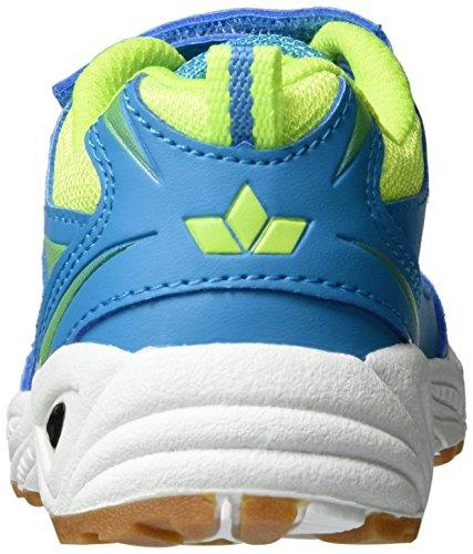 LicoBob Vs - Zapatillas Deportivas para Interior Niños Blau (BLAU/LEMON/WEISS)