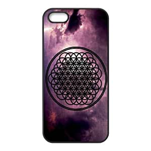 the Case Shop- Customizable Bring Me The Horizon BMTH iPhone 5 and iPhone 5S TPU Rubber Hard Back Case Cover Skin , i5xq-294