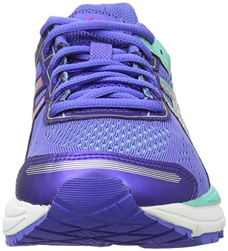 Asics Gel-Fortitude 7, Scarpe da Corsa Donna Multicolore (Primrose Purple/Silver/Sport Pink)