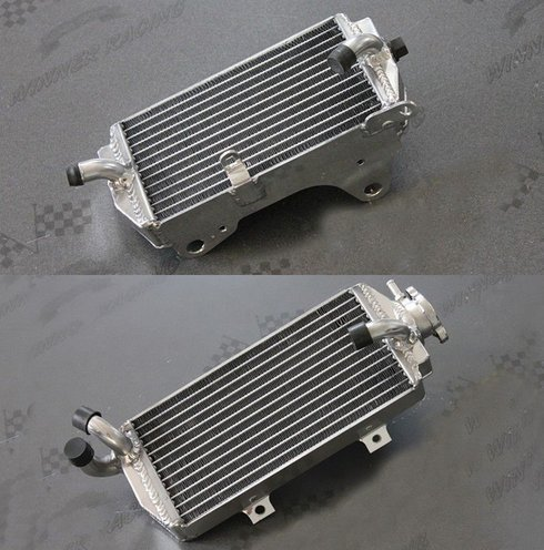 2013 crf 450 radiator - 4