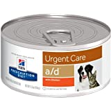 Hill's Prescription Diet a/d Urgent Care with Chicken Canned Dog & Cat Food 24/5.5 oz Larger Image