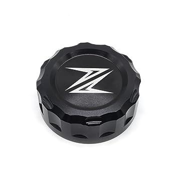 Z300 Z650 Z900 Z800 Z750 Z1000 Motorrad Bremse Hintere Bremsflussigkeitsbehalter Kappe Fur Kawasaki 2016
