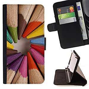 Momo Phone Case / Flip Funda de Cuero Case Cover - Bois Artiste Peintre - Samsung Galaxy Note 5 5th N9200