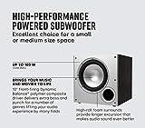 "Polk Audio PSW10 10"" Powered Subwoofer - Power Port"