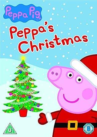 Peppa Pig Peppa S Christmas Volume 7 Dvd By Andy Hamilton Amazon