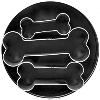 Amazon.com: R & M Dog Themed Cookie Cutter Set: Dog Treat