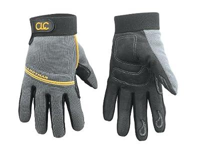Custom Leathercraft 125 Handyman Flex Grip Work Gloves