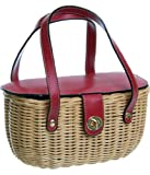 Tiny Henley Basket Purse