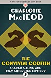 Front cover for the book The Convivial Codfish by Charlotte MacLeod