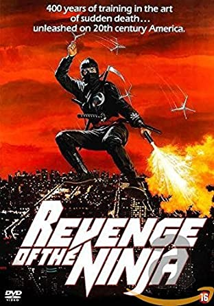 Revenge Of The Ninja [1983] [UNCUT] [Sho Kosugi]: Amazon.es ...