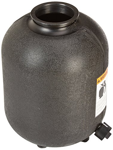 Pentair 145364 16-Inch Black Tank with Drain Replacement Sta-Rite Cristal-Flo II High Rated Pool and Spa Sand Filter by Pentair