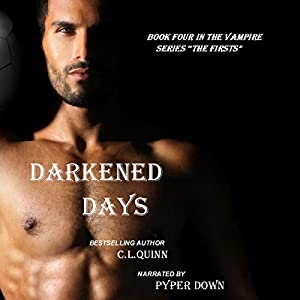 Darkened Days Audiobook