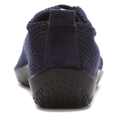 Arcopedico Womens Ls Oxford Marinblå 37 European