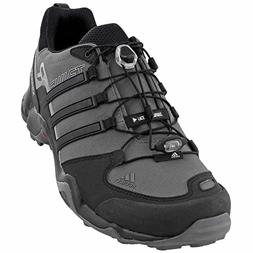 Adidas Sport Performance Men's Terrex Swift R Hiking Sneakers, Grey Textile, 13 M
