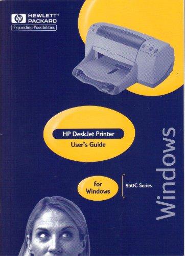 HP DeskJet Printer User