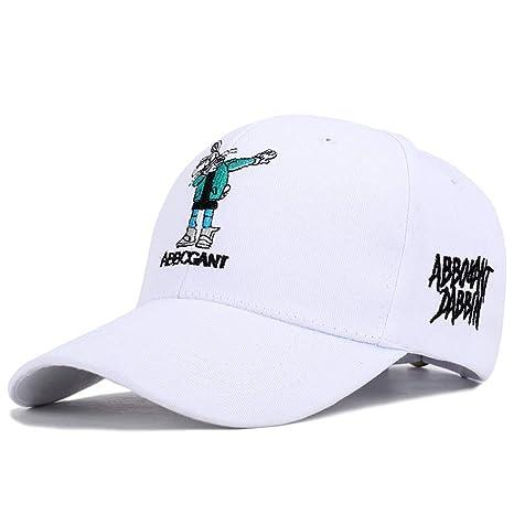 CXKNP Gorra de Beisbol Bordados Gorras De Béisbol Sombreros Hiphop ...