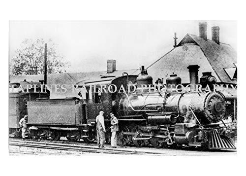 (Linville River Railroad Photo Collection Set B - a set of seven (7) 5x7 new photographs North Carolina narrow gauge ET&WNC Tweetsie)