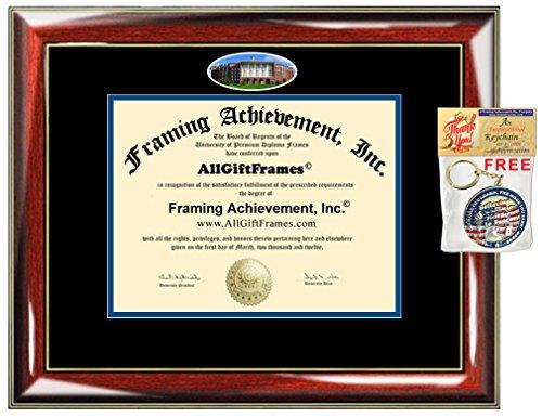 - University of Kentucky Diploma Frame UK School Campus Photo Custom Degree Framing Double Matting Graduation Gift JD Juris Doctor Bachelor Master MBA Doctorate PHD Certificate Holder Case