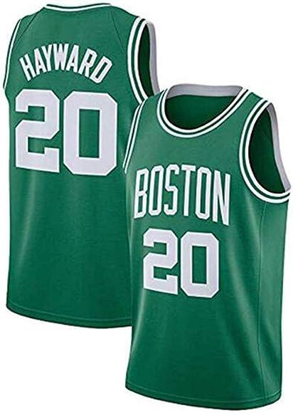 Gordon Hayward # 20 Camiseta De Baloncesto De Los Hombres - NBA ...