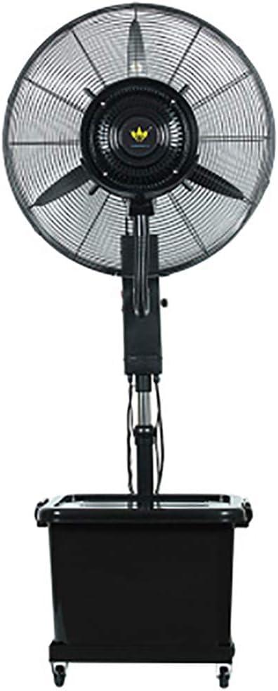 YZJJ Ventilador nebulizador, Ventilador oscilante de pie, para ...