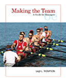 Making the Team: A Guide for Managers (2-downloads)
