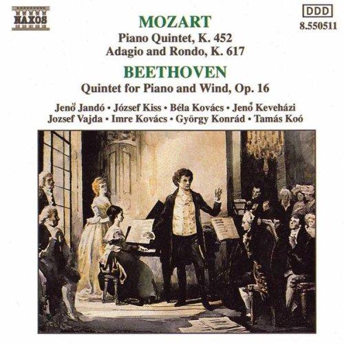 Piano Quintet in E flat major, K. 452: I. Largo - Allegro moderato