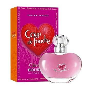 Amazoncom Bourjois Coup De Foudre Eau De Parfum Clin Doeil