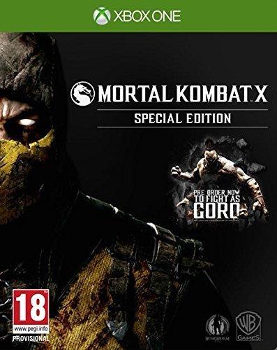 Mortal Kombat X - Special Edition (Xbox One)