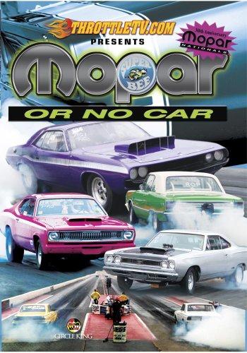 - Mopar or No Car