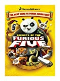 Kung Fu Panda: Secrets of the Furious Five [DVD] (English audio. English subtitles)