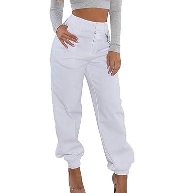 7ac9cc67122 MCYs Pantalon décontracté pour Femmes