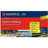 Spreeradweg - Vom Lausitzer Bergland nach Berlin: Fahrradführer mit Routenkarten im optimalen Maßstab. (KOMPASS-Fahrradführer, Band 6294)
