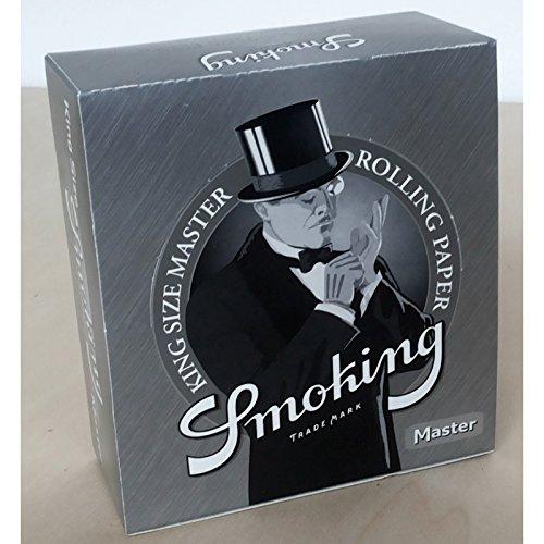 Smoking Rolling Paper - Master King Size (Full - Rolling Smoking Papers