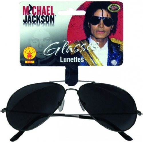 Michael Jackson Sunglasses Costume - Sunglasses Jackson Michael