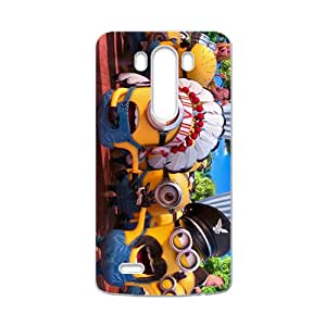 Minions Case Cover For LG G3 Case
