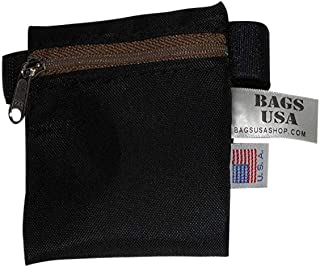 product image for BAGS USA, 2 per pack Wrist wallet for travel, jogging, beach, dog walks, Made in USA