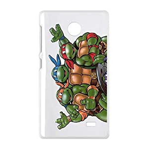 Teenage Mutant Ninja Turtles Cell Phone Case for Nokia Lumia X