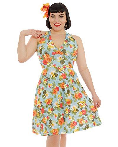 1950 cuban dress - 1